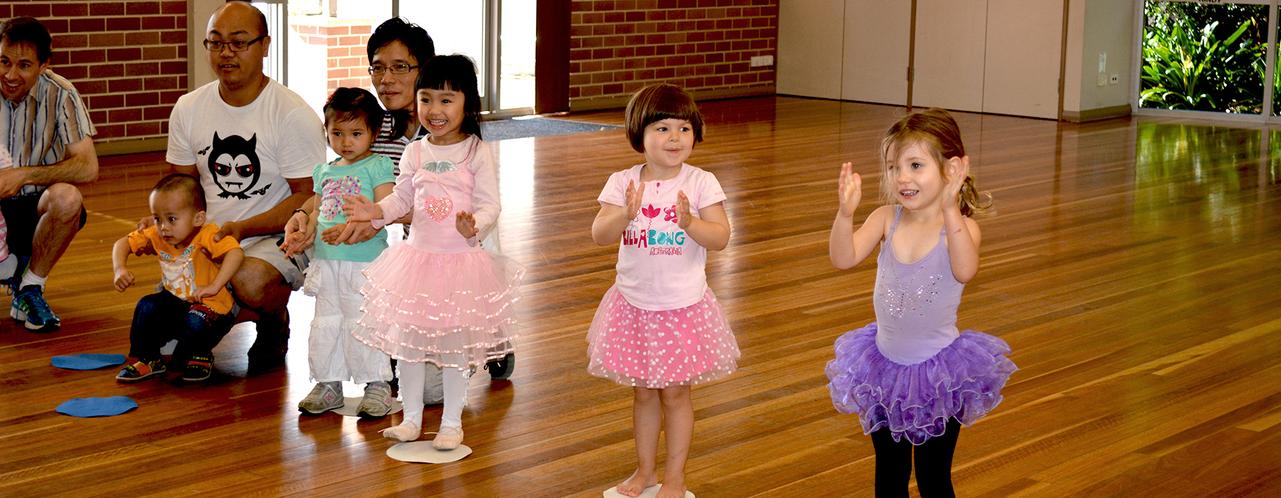 Creative Dance Classes for toddlers