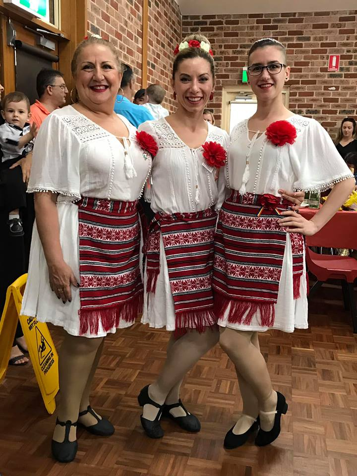 SDR Romanian Folk Dance Ensemble